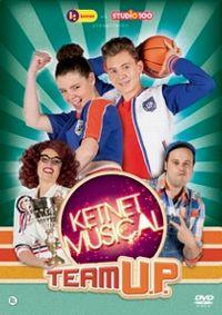 Cover Cast van Team U.P. - Ketnet Musical - Team U.P. [DVD]